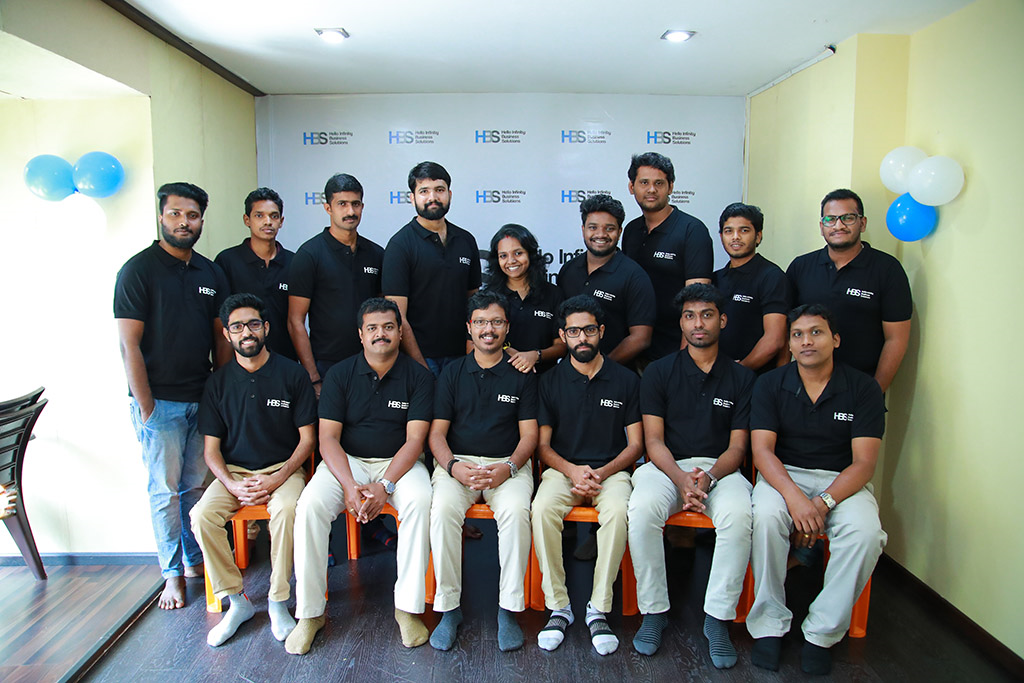 Hello Infinity Business Solutions – How three college students envisioned their start up dream.