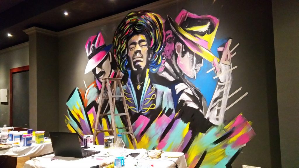 MEET SRIJITH FOUNDER OF ELYSIANS360 – THE CREATIVE AGENCY WHO SPECIALIZES IN GRAFFITI