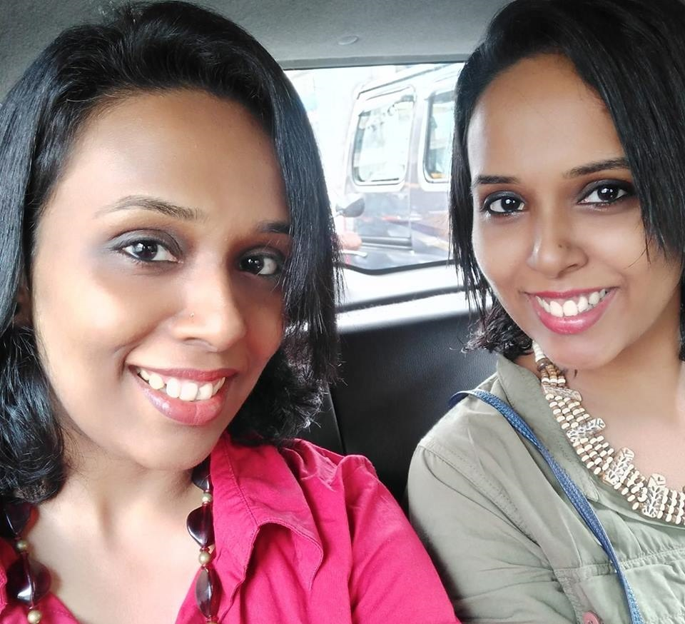 Meet Gopika and Gayathri, founders of LIVE WITH ART – A business born out of their love for art