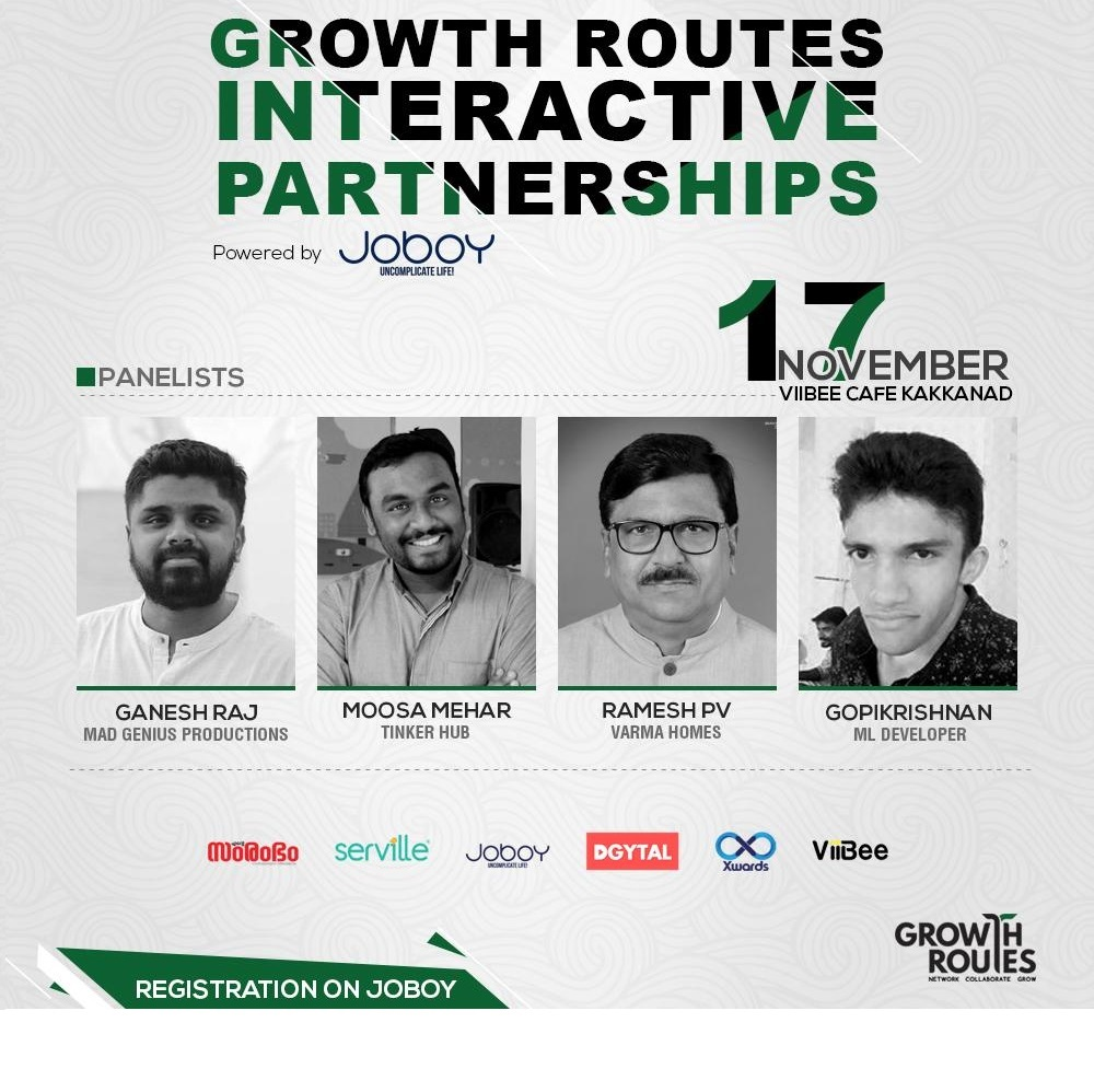 Growth Route Interactive Partnerships GRIP – A platform for startups to network and collaborate
