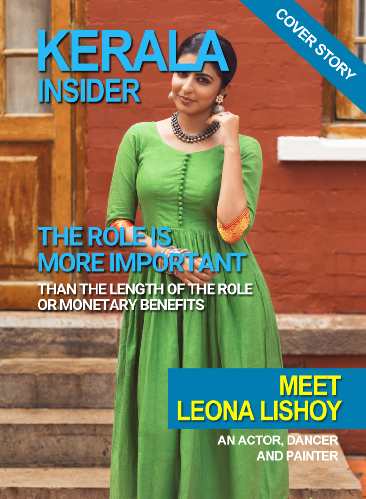 Leona Lishoy- An actor, model, dancer and painter
