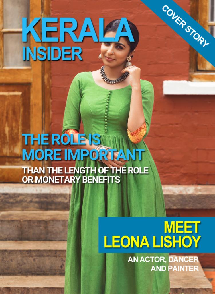 Leona Lishoy- An actor, model, dancer and painter
