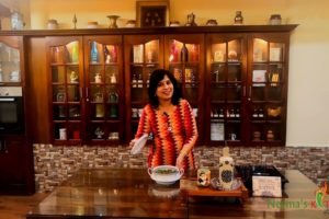 Neema's Kitchen – A homestay where guests can experience hands on cooking