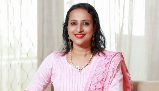 Roopa George: An entrepreneur with a social commitment