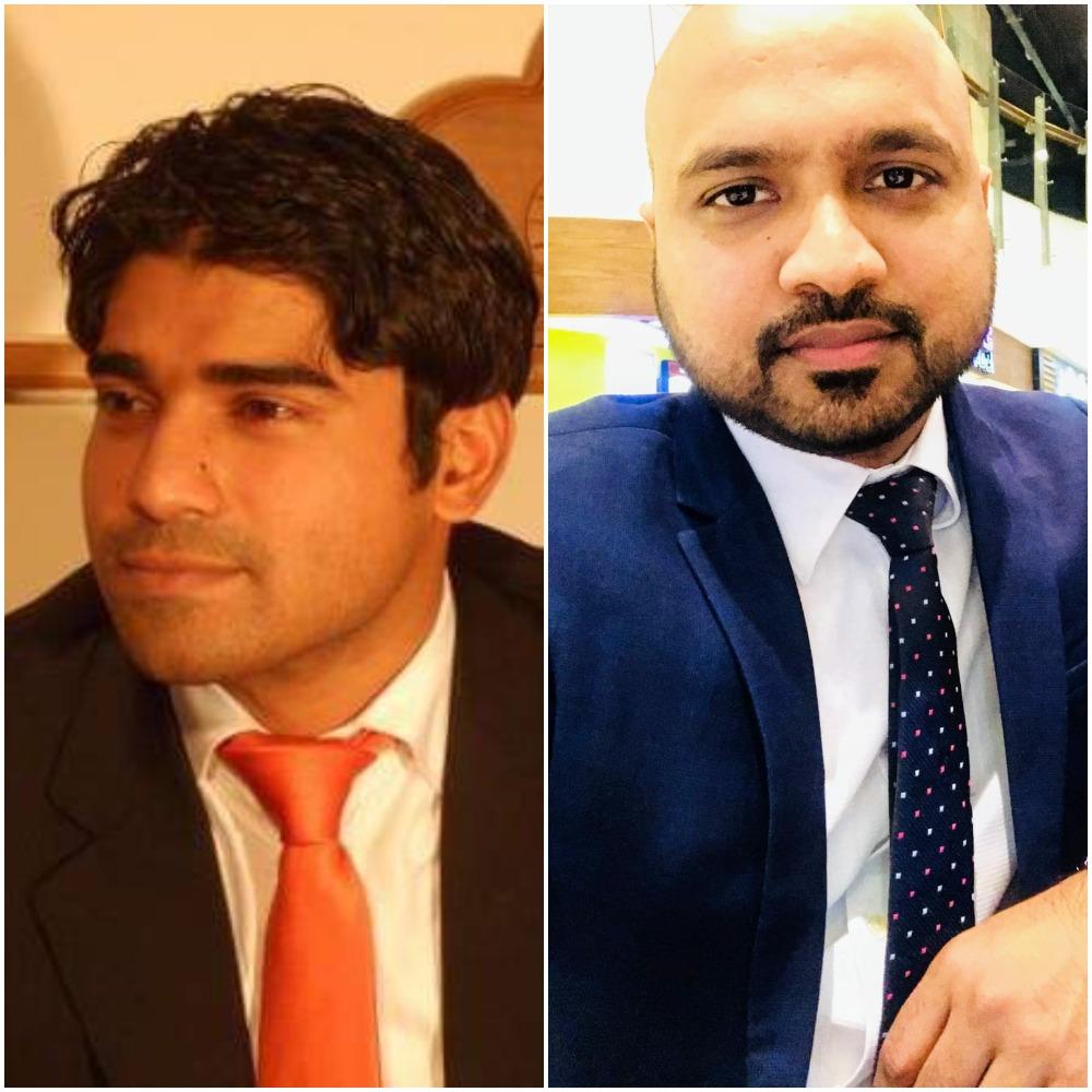 Shihab Makaniyil and Razik Ashraf