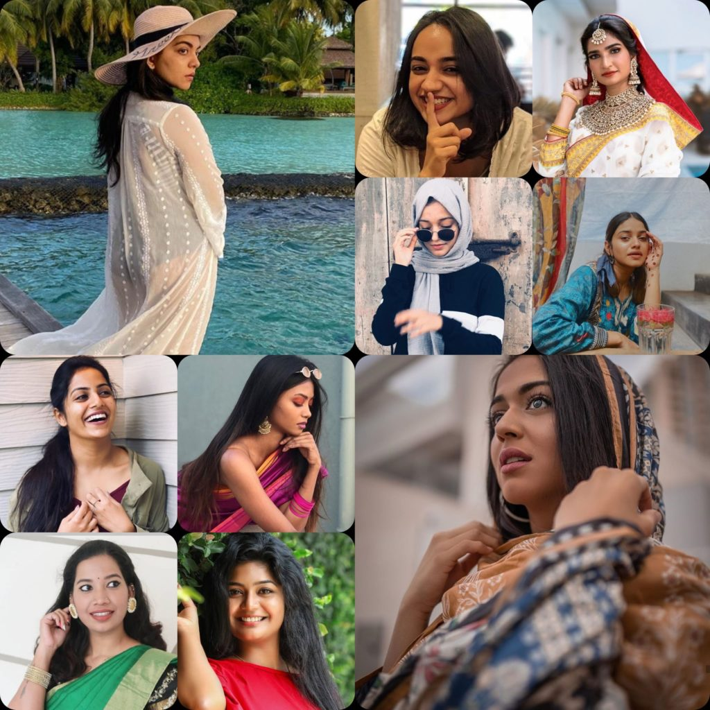 KERALA INSIDER'S TOP 10 FASHION INFLUENCERS