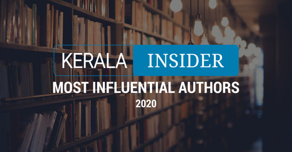 Kerala Insider's Top 15 Influential Writers