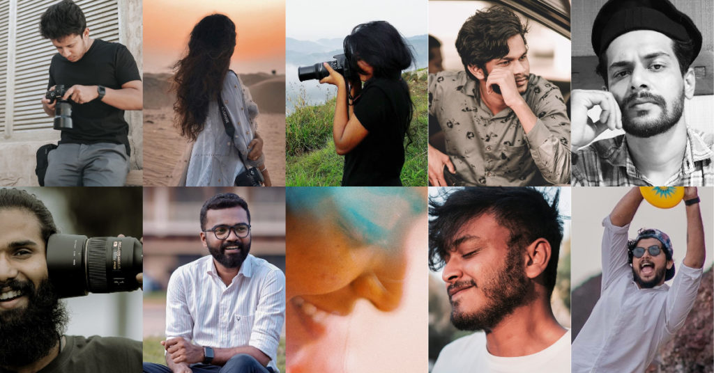 10 Photographers On Top of their Instagram Game
