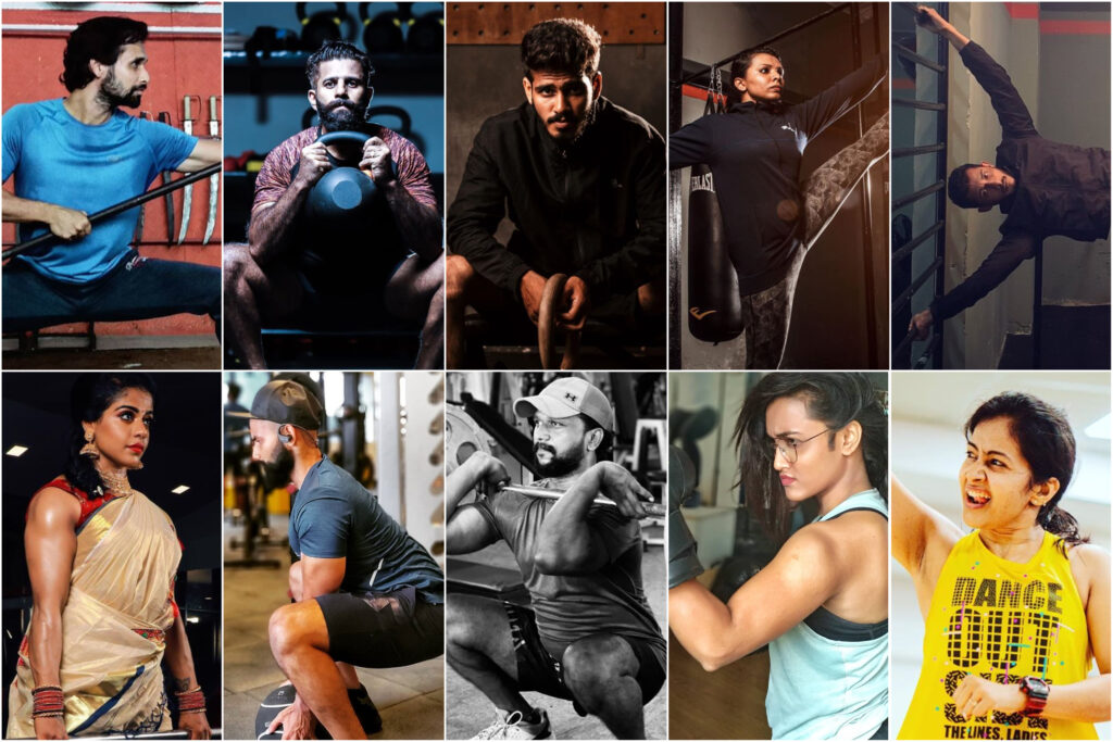 Kerala Insider's 10 Most Inspiring Fitness Influencers