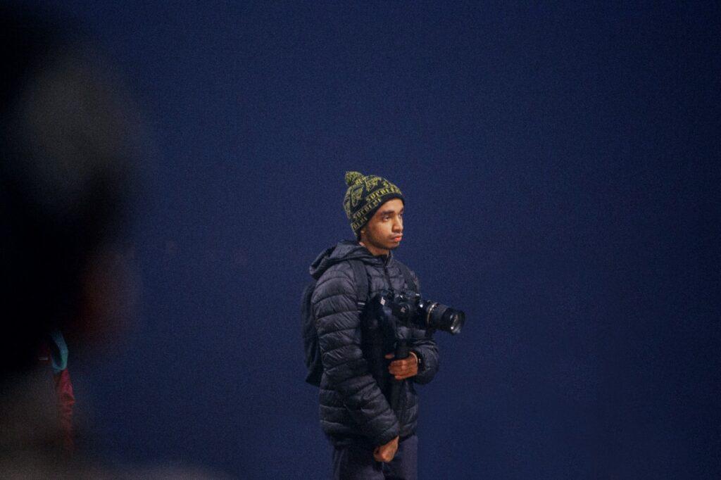 Behind the Camera with Jithin Majeed
