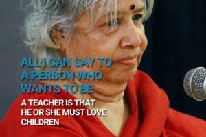 Nalini Chandran: Defying Age and Norms
