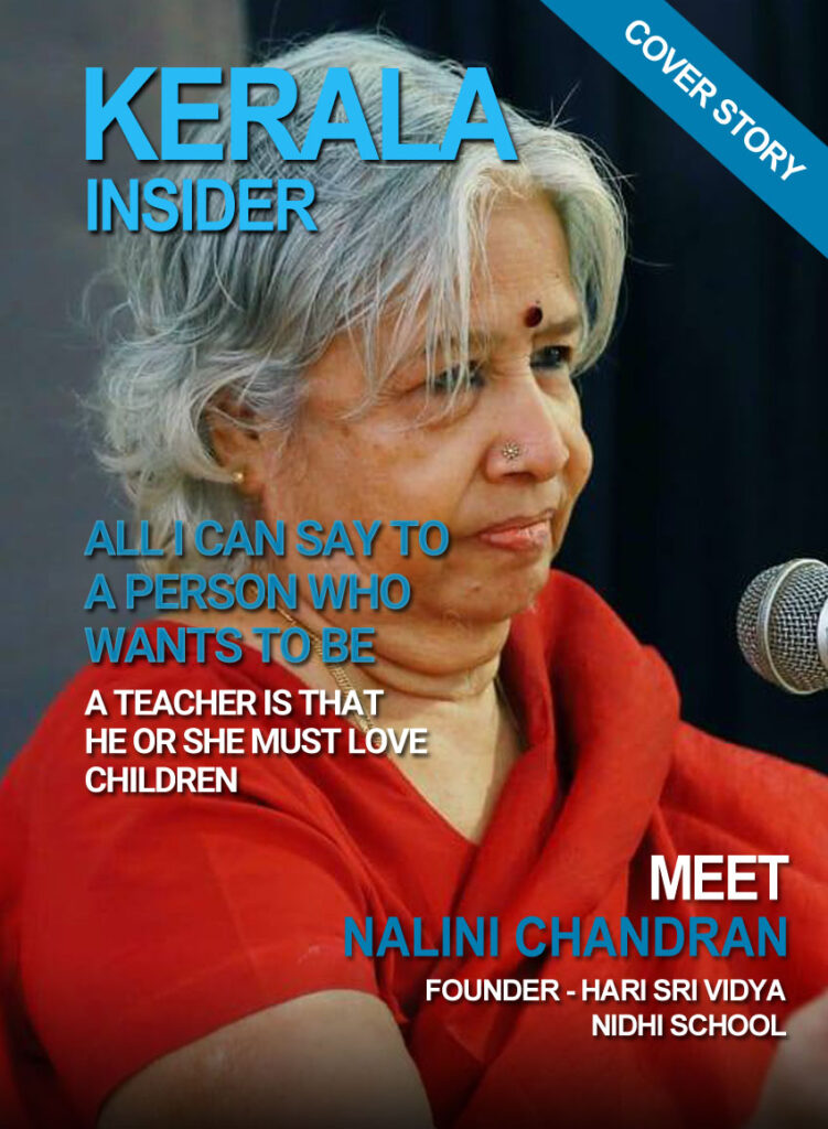 Nalini Chandran: Defying Age and Norms
