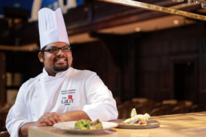 Fine-dining the Kerala Way: Chef Jomon Kuriakose