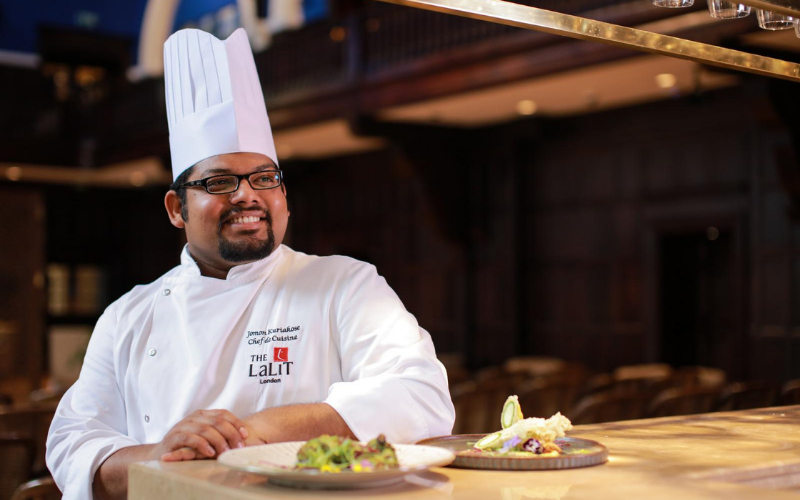 Fine-dining the Kerala Way: Chef Jomon Kuriakose