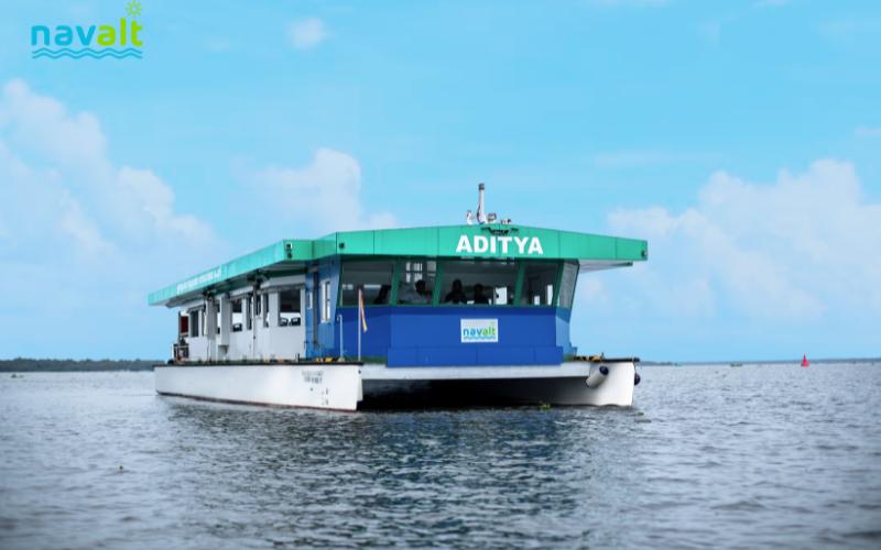 Transforming Transportation with NavAlt